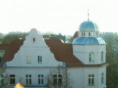 Wolfhagener Eintrachtstr. 5, Turm mit Giebel